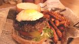המבורגר טלה ואנטריקוט