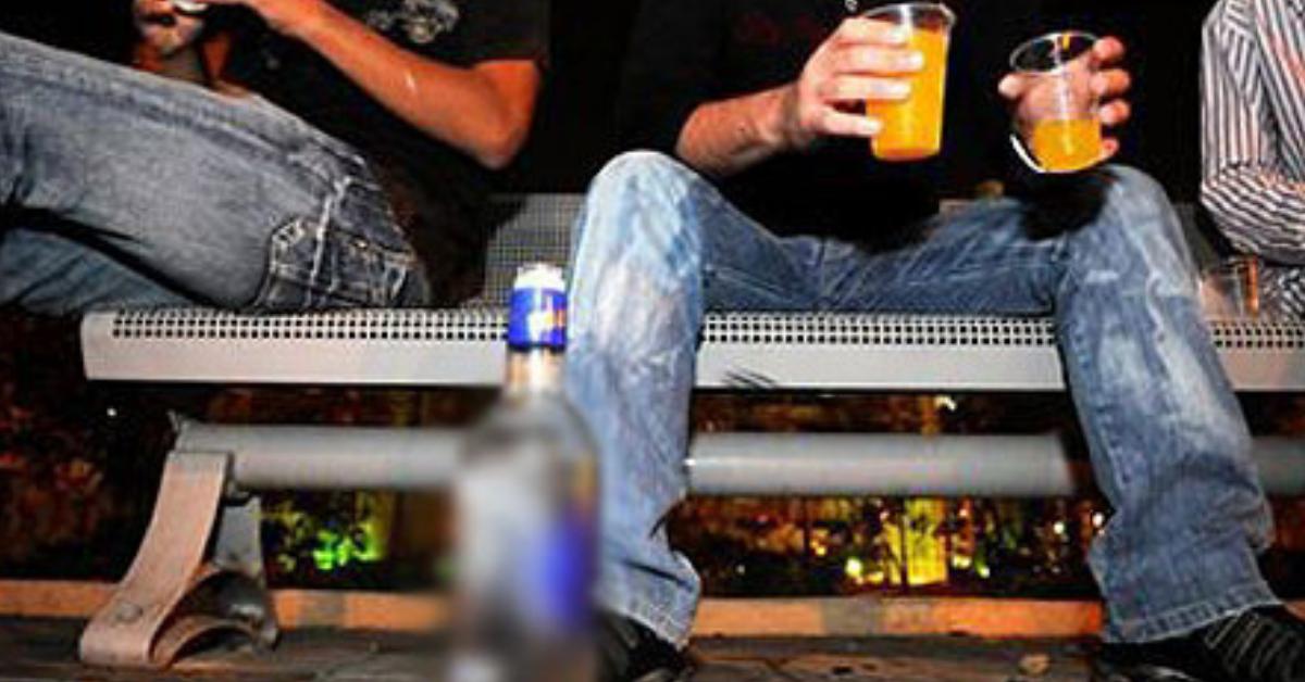 חשד שהשקה צעירה באלכוהול ואנס אותה