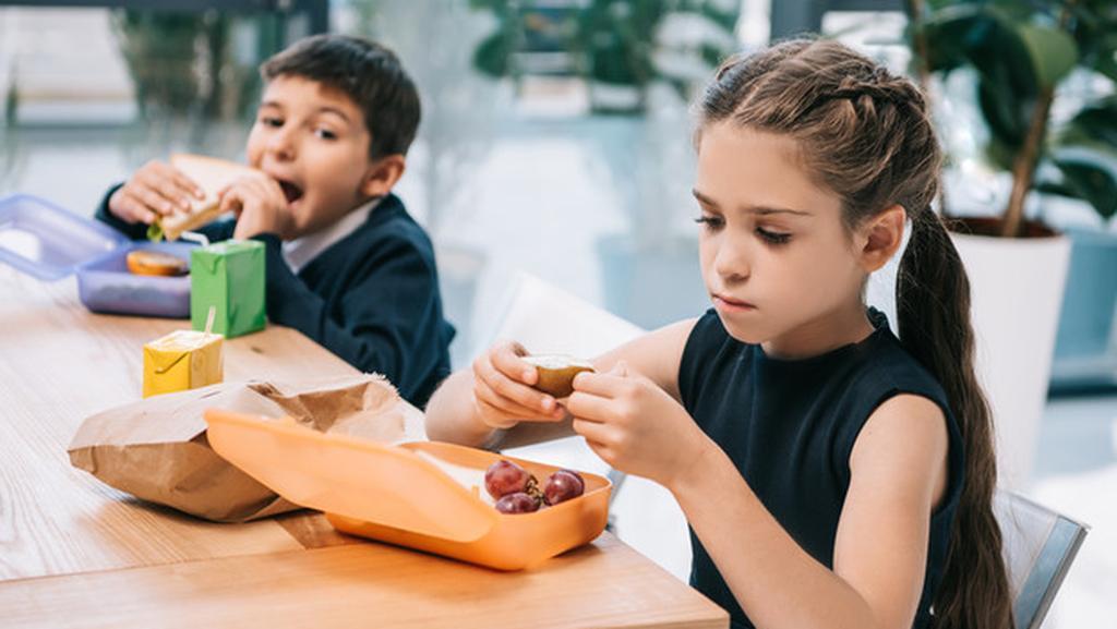אוכלים בבית הספר כמו פעם
