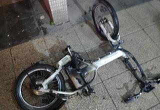 האופניים החשמליים שעלו באש