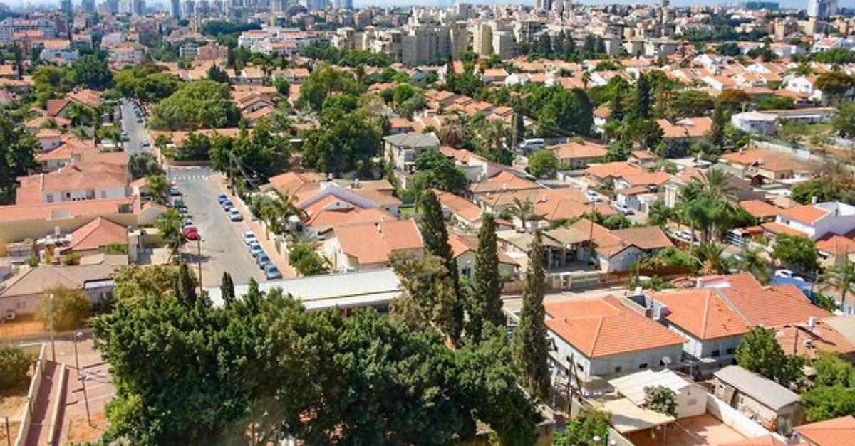 המחיר הממוצע של דירה בעיר - 2.203 מיליון שקל
