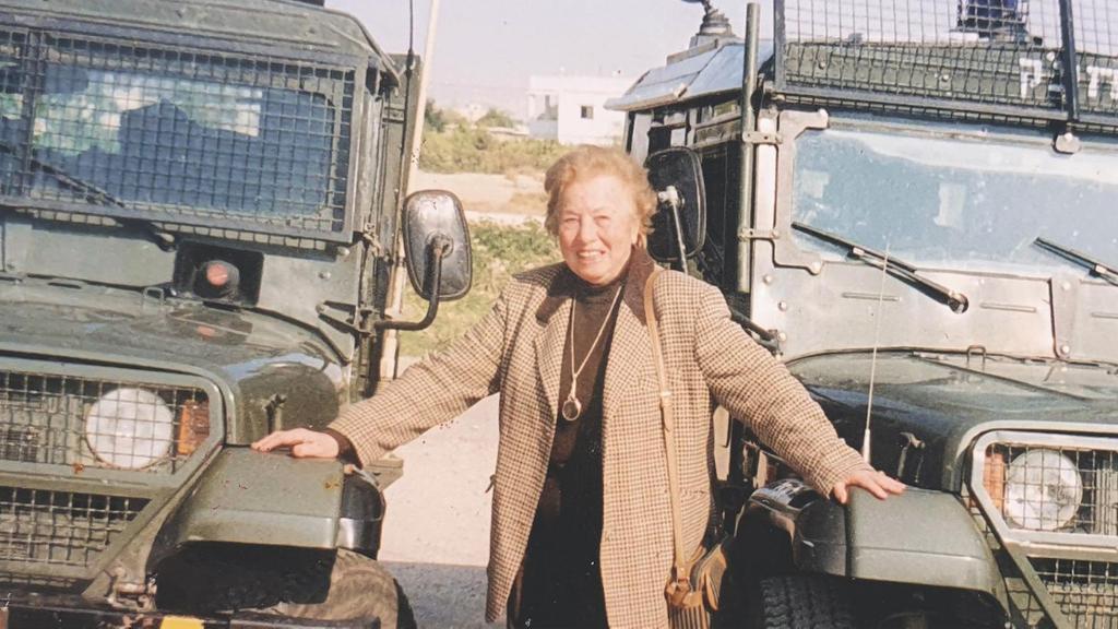 """שרה ברוכזלר ז""""ל. פורצת דרך בערכי ההתנדבות"""