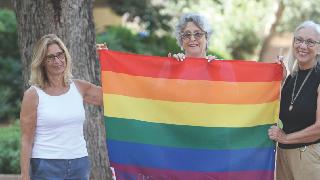 מימין: שושה נאור, נורית סגורה ואירית גושר. מזמינות נשים נוספות להצטרף
