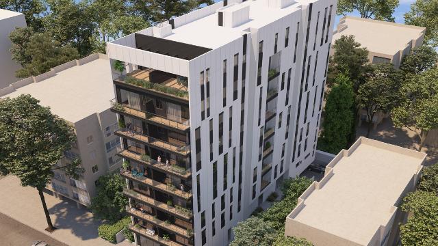 פרויקט הבניה ברחוב סוקולוב