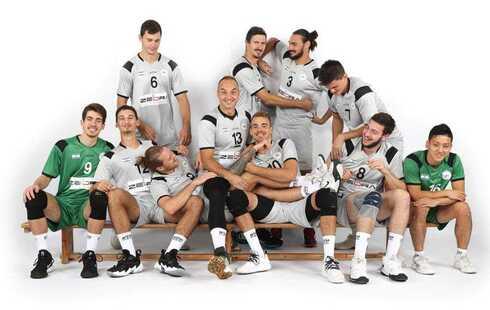 קבוצת הגברים הפועל כפר סבא בכדורעף