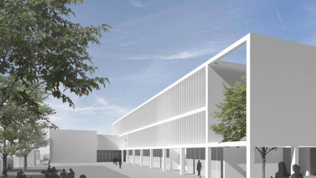 בית הספר החדש