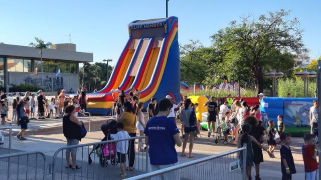 פסטיבל הספורט ב-2019