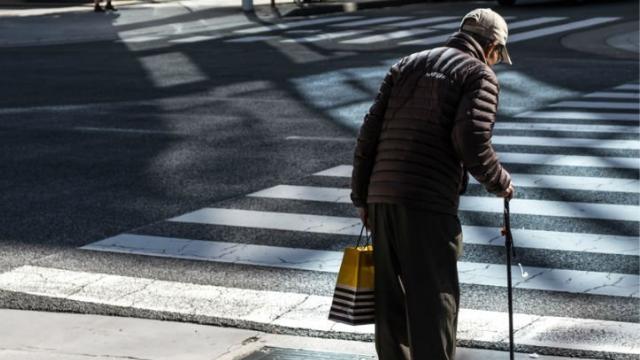 קשישים נפגעים בתאונות דרכים
