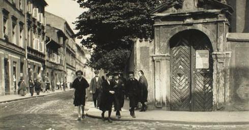 קרקוב לפני השואה