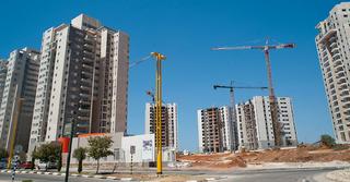 בנייה חדשה (ארכיון צילום: בני דויטש)