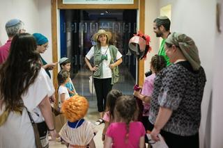 מוזיאון ארצות המקרא. צילום: נדב אריאלי