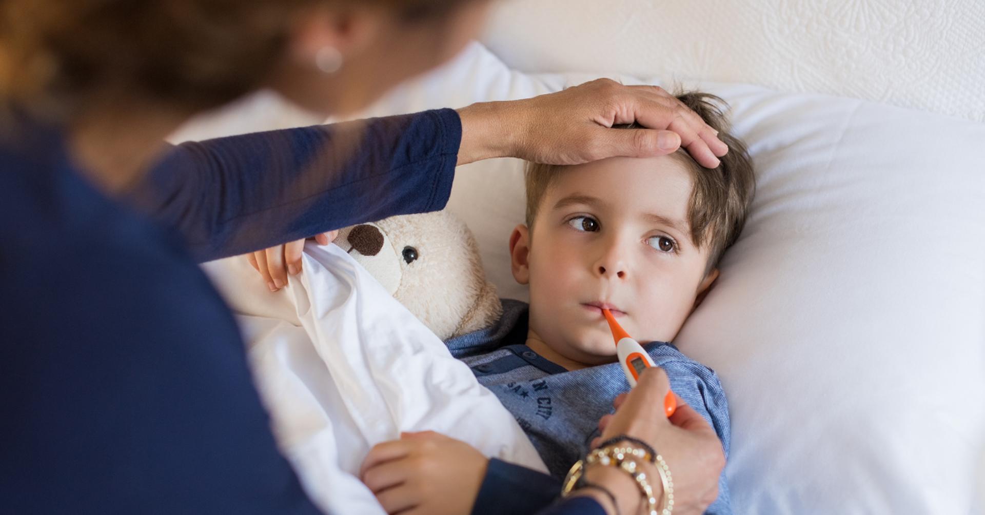 ילד חולה | צילום אילוסטרציה: shutterstock